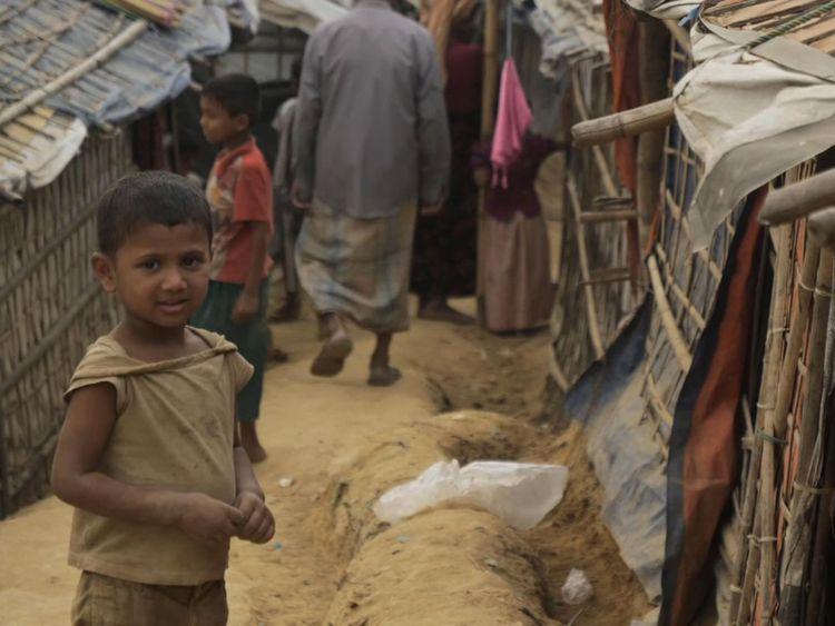 Les Rohingya ont peur de rentrer au Myanmar