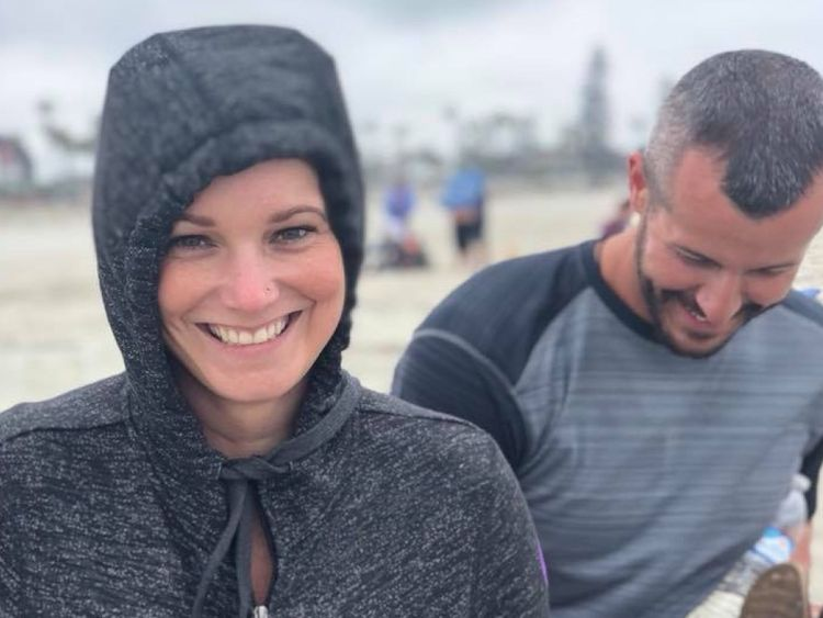 Shanann et Christopher Watts. Pic: Facebook