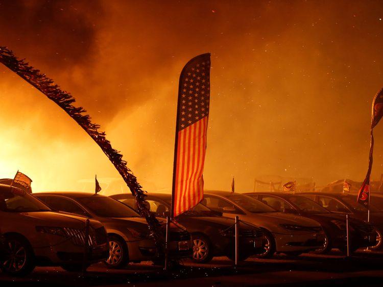 L'incendie a coûté la vie à Paradise, en Californie
