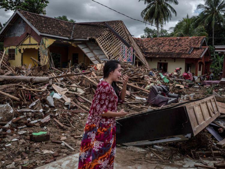 Carita était l'une des zones les plus touchées