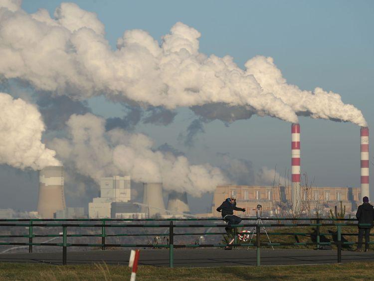 La Pologne tire toujours la majeure partie de son énergie du charbon
