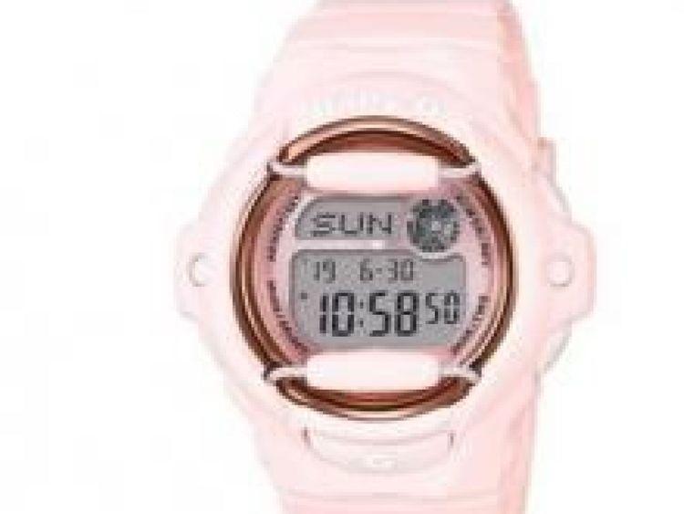 Les officiers ont publié une image de la montre de Mme Millane. Pic: police néo-zélandaise