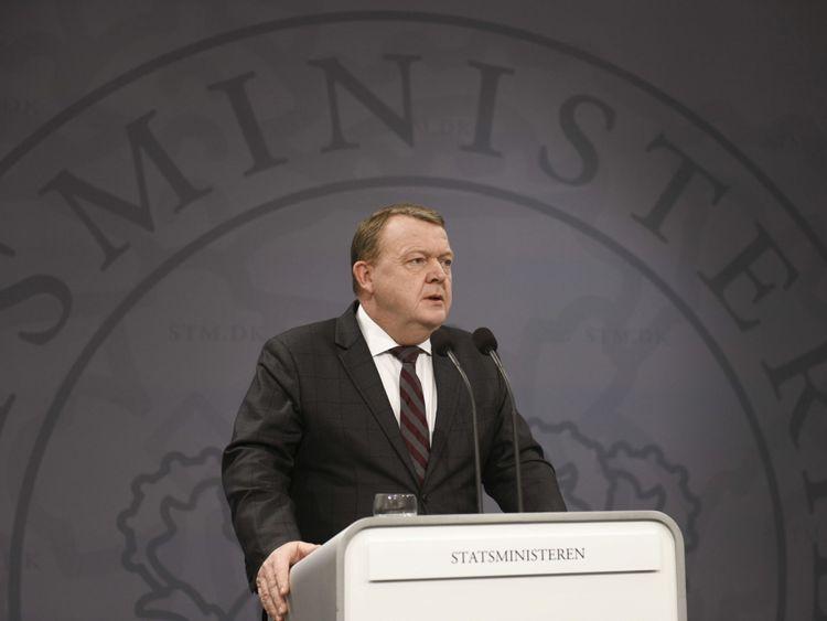 Le Premier ministre danois, Lars Loekke Rasmussen, a déclaré que ces meurtres pouvaient être considérés comme une terreur