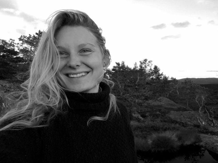 Louisa Vesterager Jespersen, 24 ans, de Danemark, a été retrouvée dans une région isolée. Photo: Louisa Vesterager Jespersen