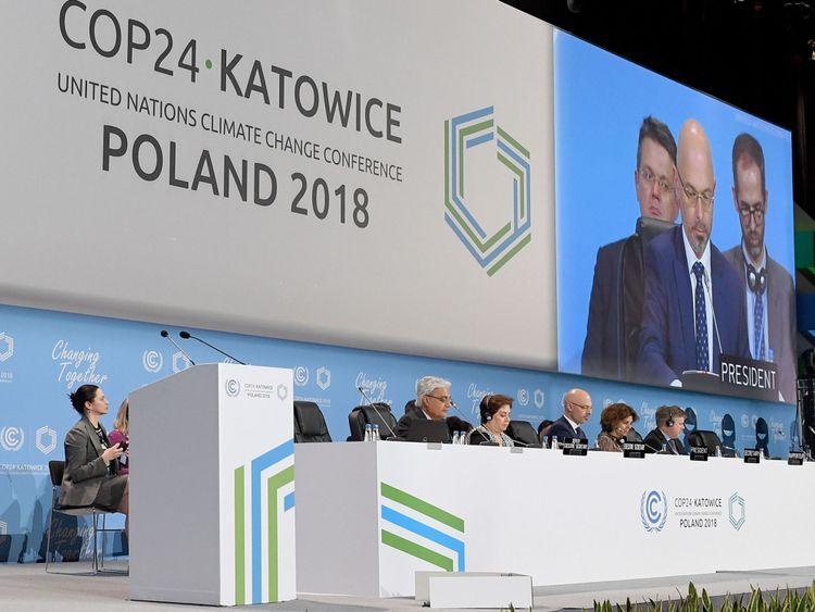 Les délégués de près de 200 pays travailleront pour s'accorder sur la manière de surveiller les réductions de gaz à effet de serre