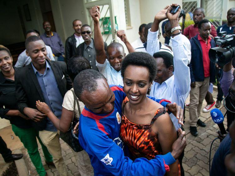 Diane Rwigara a été retrouvée innocente aujourd'hui