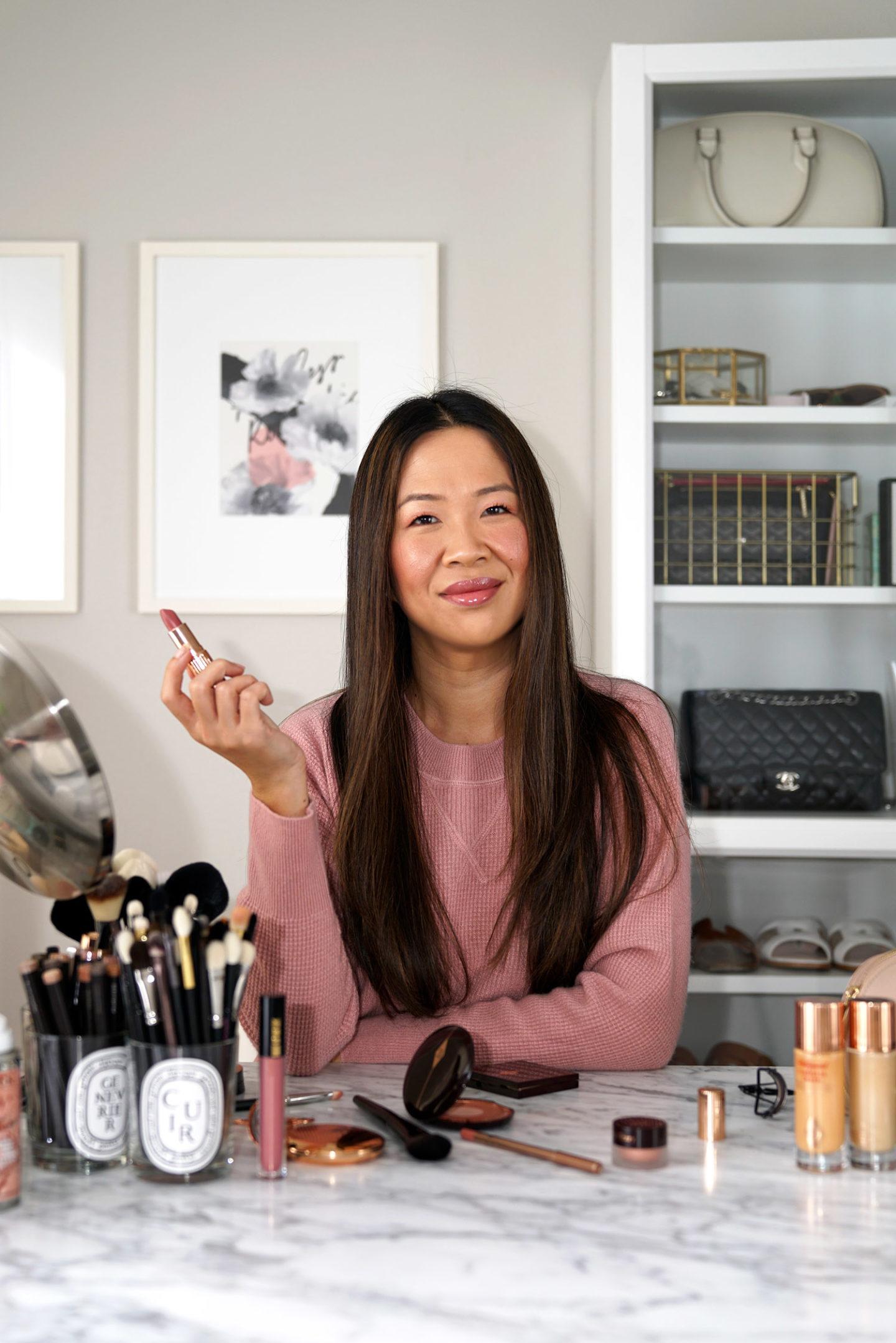 Charlotte Tilbury - Look de maquillage d'oreiller