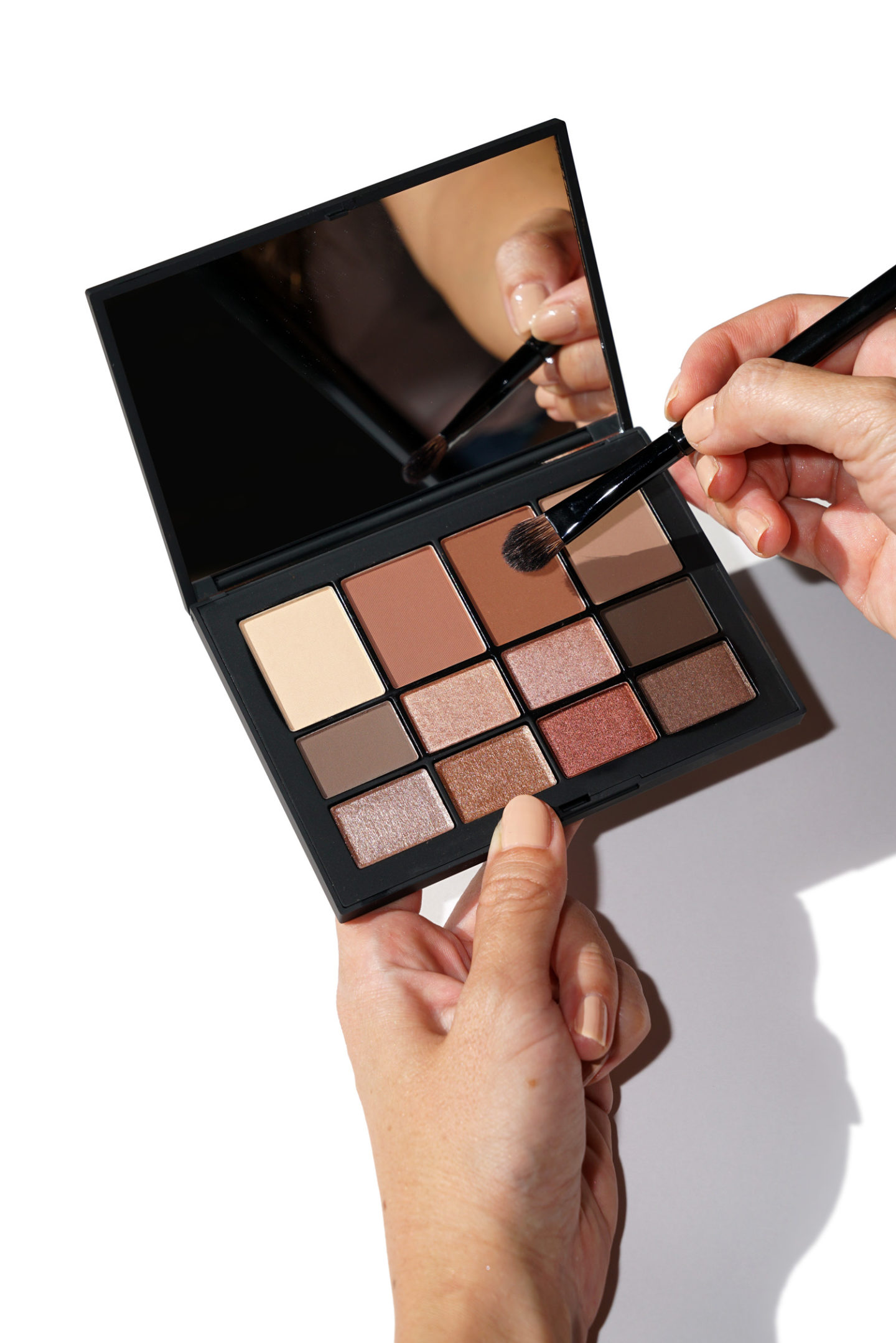 NARS Skin Deep Eye Palette Review et échantillons | Le look book beauté