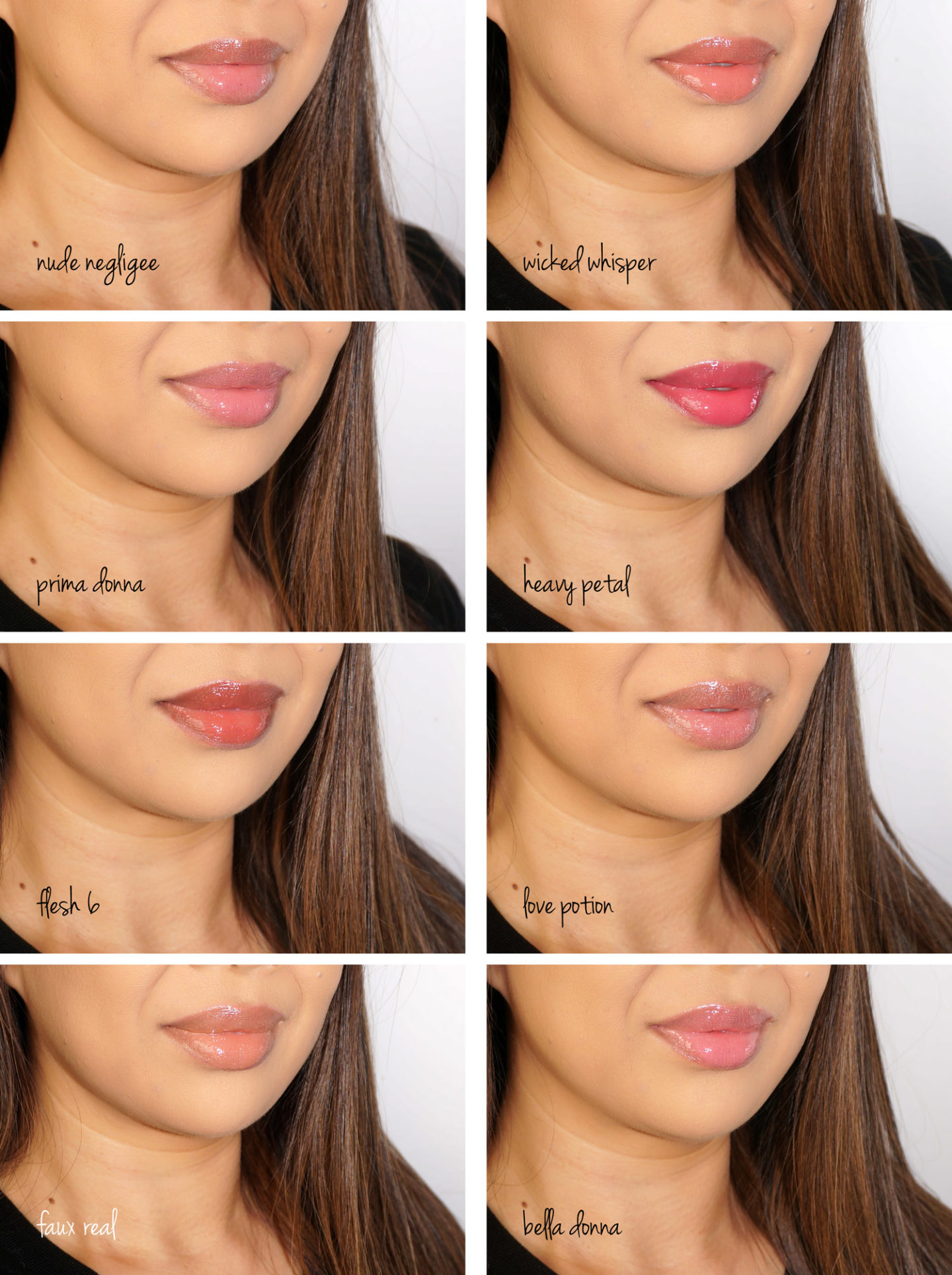 Pat McGrath LUST Gloss échantillons de lèvre