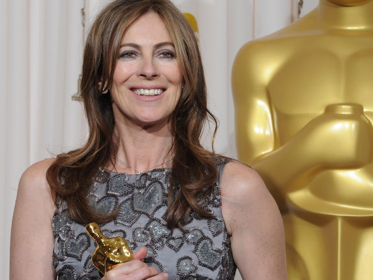 En 2010, Kathryn Bigelow a été la première femme à remporter un Oscar du meilleur réalisateur.