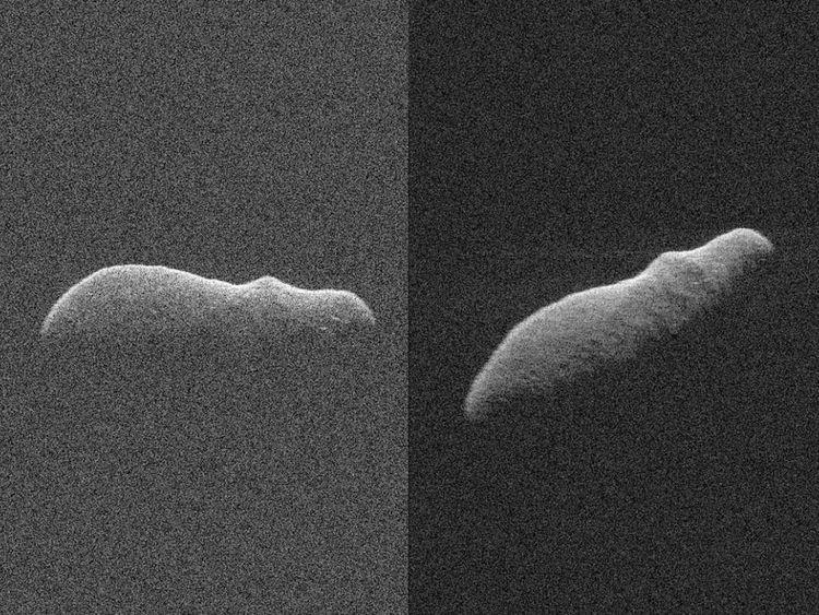 L'astéroïde s'approchera légèrement de la Terre en 2070. Photo: NASA