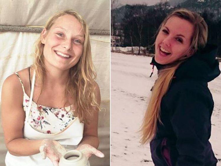Louisa Vesterager Jespersen et Maren Ueland ont été assassinés. Photo: Louisa Vesterager Jespersen / Maren Ueland