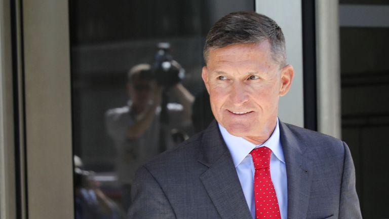 Michael Flynn a coopéré à l'enquête sur la collusion russe