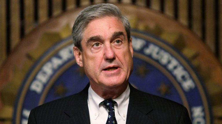 L'avocat spécial Robert Mueller dirige l'enquête sur la Russie dans une possible collusion