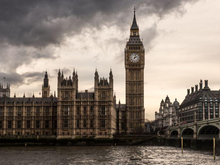 Les chambres du Parlement