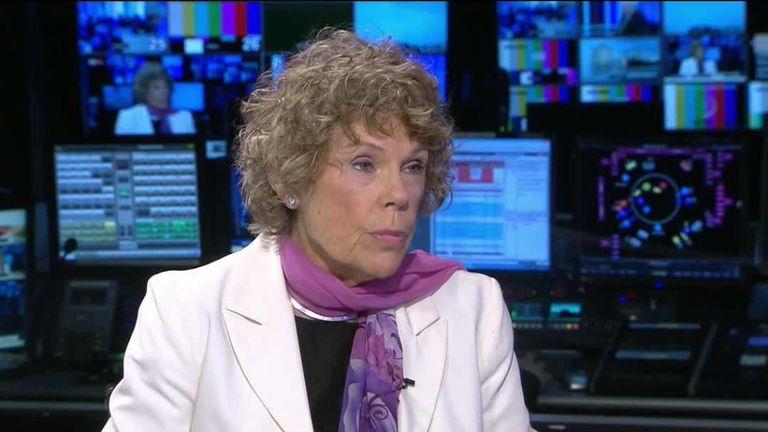 Kate Hoey, députée travailliste