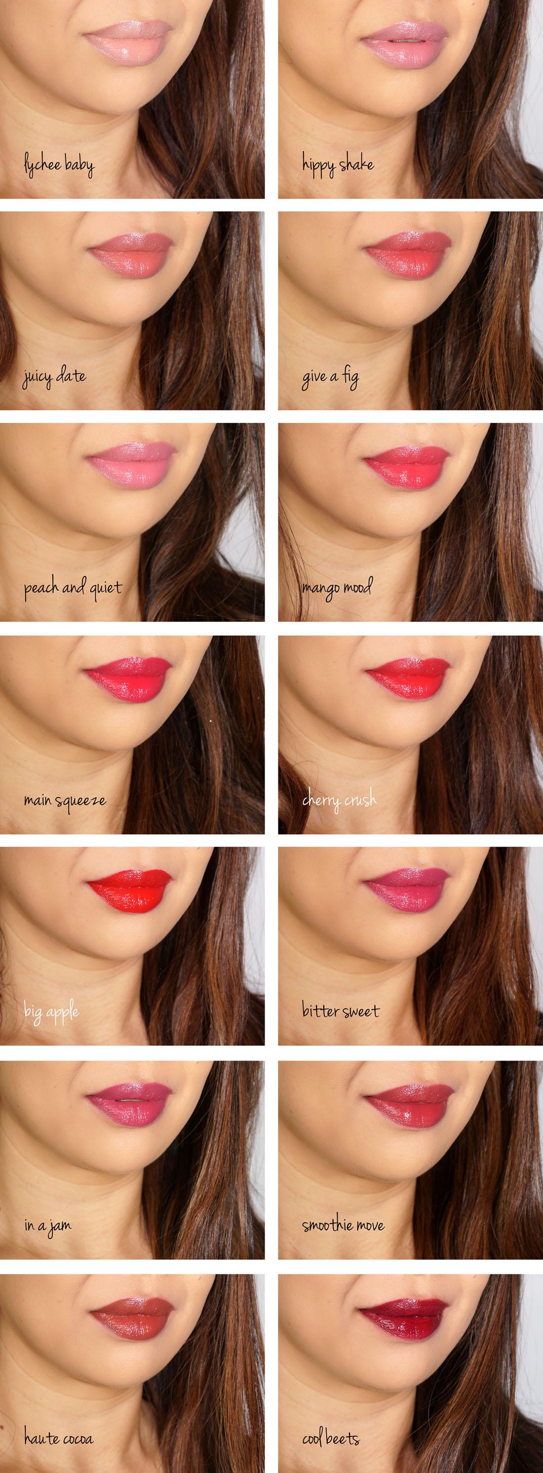 Examen du baume à lèvres liquide écrasé Bobbi Brown   Le look book beauté