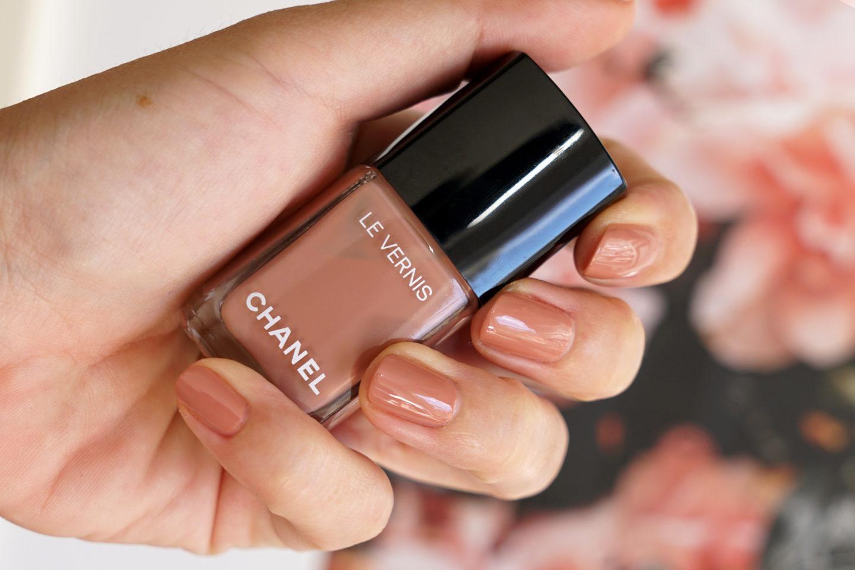 Chanel Mauve Mauve Le Vernis