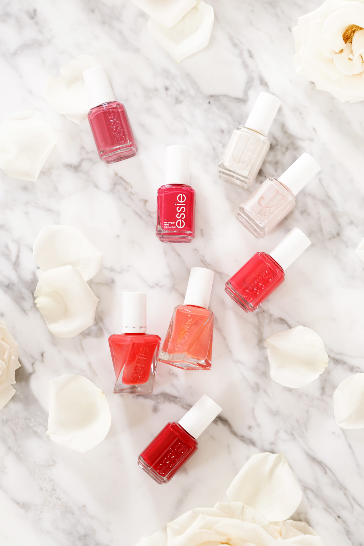 Vernis à ongles Essie Galentine's Day Colors