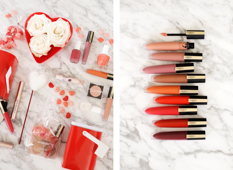 Encre à lèvres L'Oréal Rouge Signature Matte