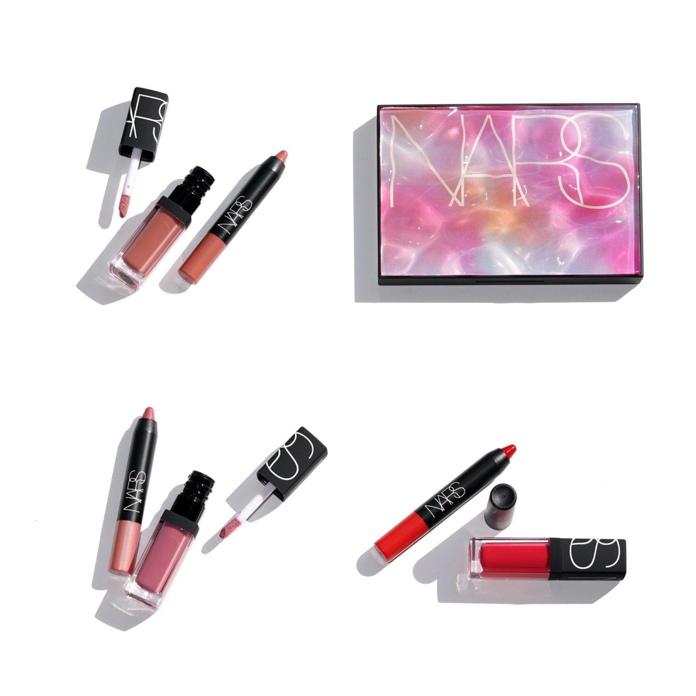 NARS Exposed Color Collection Review Nuancier | Le look book beauté