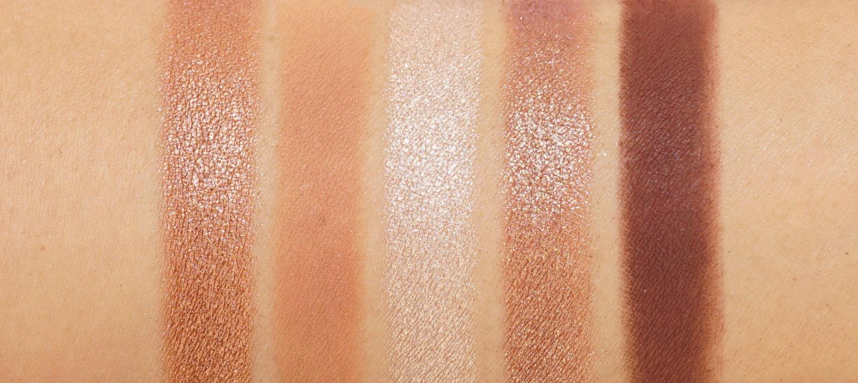 Échantillons de Natasha Denona Mini Nude Palette