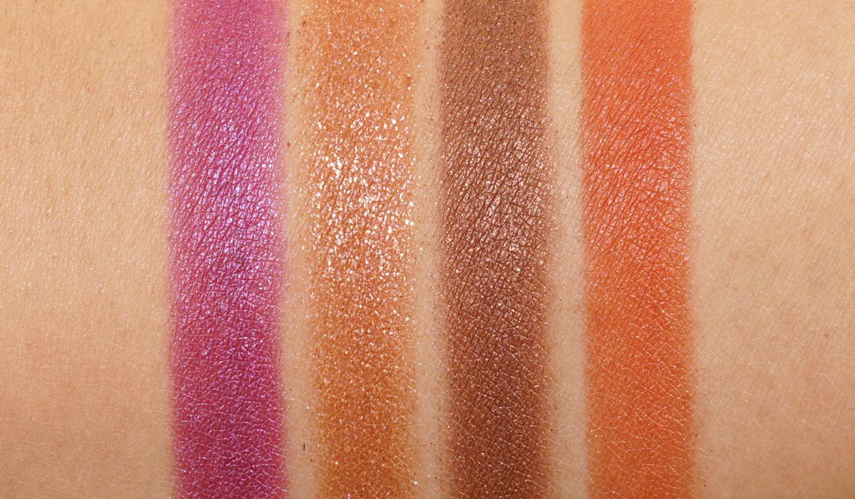 Échantillons de Tom Ford x Eyeshadow Quad | Le look book beauté