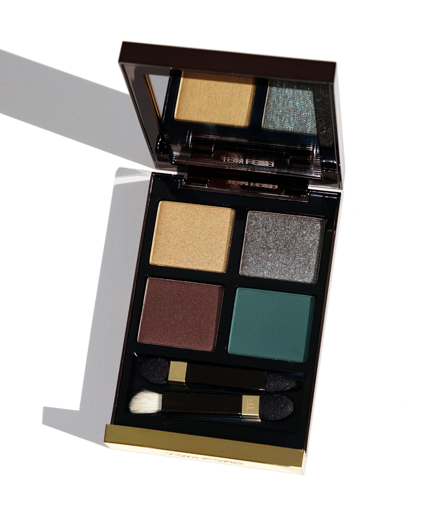 Tom Ford Photosynthesex Quad Eyeshadow Quad examen | Le look book beauté