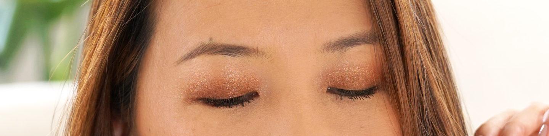 Tom Ford Leopard Sun Eyeshadow Quad look | Le look book beauté