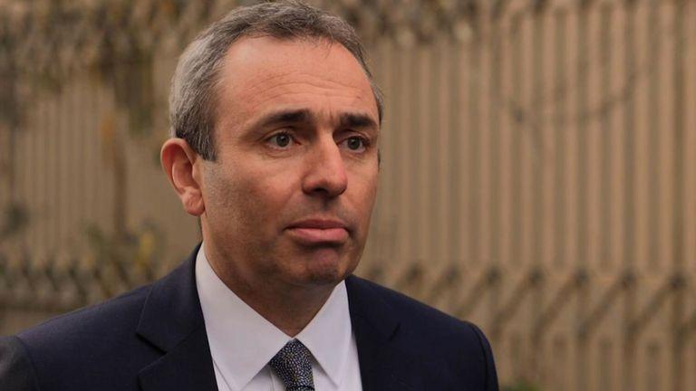 Ambassadeur de Grande-Bretagne au Liban, Chris Rampling