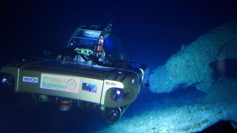 Notre compréhension de la mer est renforcée par la baisse des coûts de la technologie