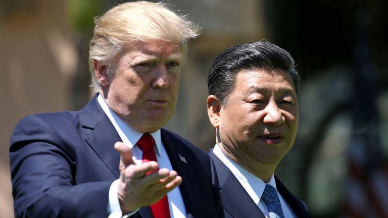 Donald Trump a promis de nouveaux tarifs sur la Chine si elle se venge