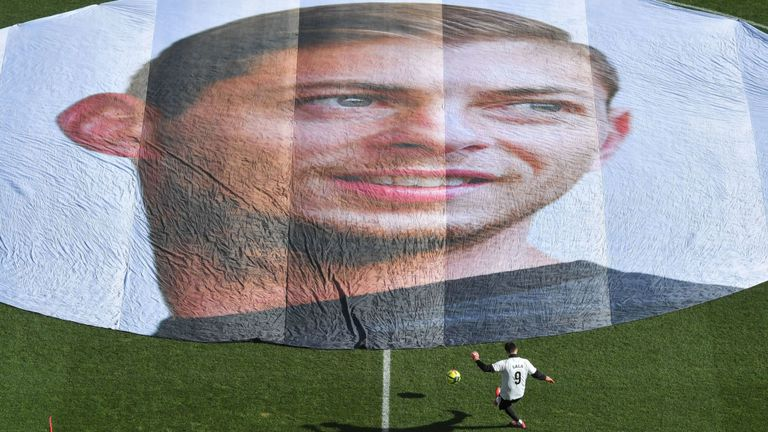 Hommage à Emiliano Sala