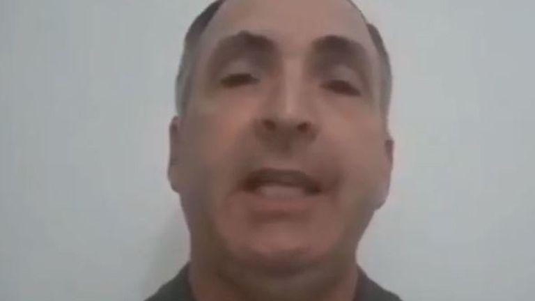 Francisco Yanes a annoncé sa démission dans une vidéo YouTube