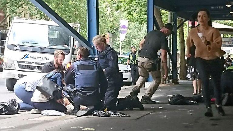Gargasoulas a frappé 33 personnes dans la rue Bourke en janvier 2017, faisant six morts