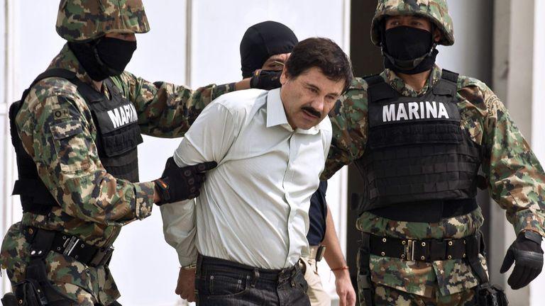 Le procès de Guzman se déroulera dans un environnement de haute sécurité