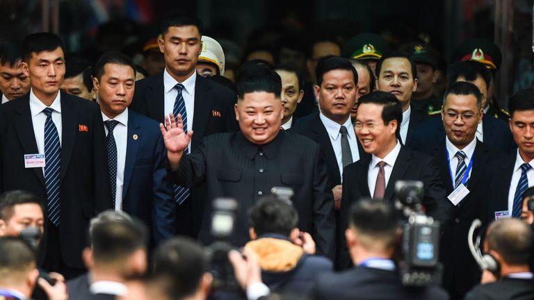 Beaucoup doutent que Kim abandonne son arsenal nucléaire