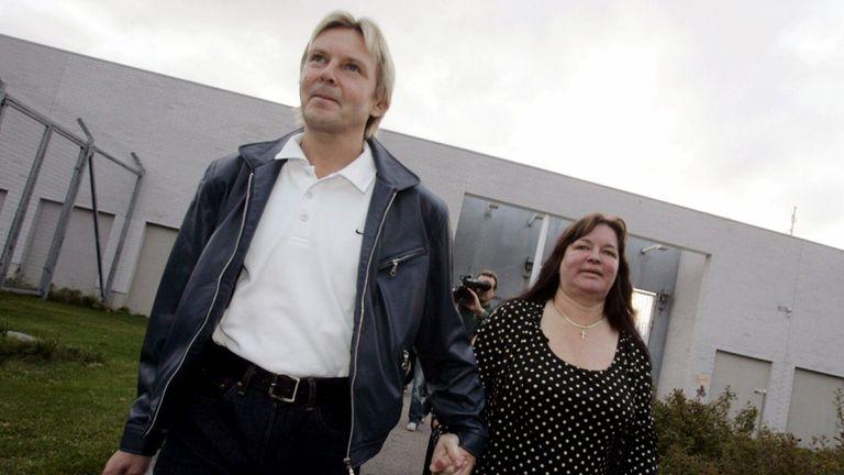 Nykanen quitte la prison en 2005 après avoir purgé une peine de prison pour avoir poignardé un homme