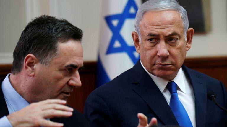 Le Premier ministre israélien, Benjamin Netanyahu, a déclaré qu'Israël Katz avait été mal cité