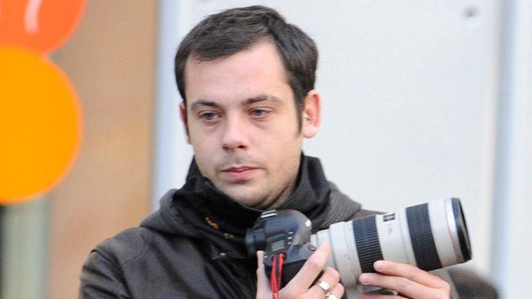 Le photographe français Remi Ochlik est mort dans la même explosion