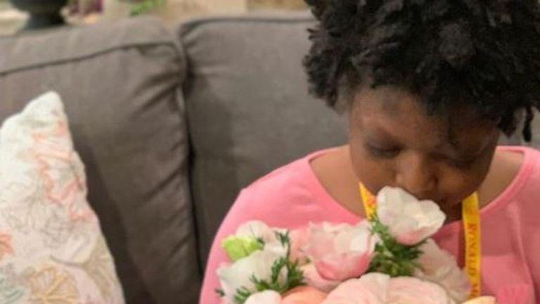 Les patients de Hope Lodge à New York ont reçu les bouquets conçus par des célébrités. Pic: Instagram / Répéter Roses