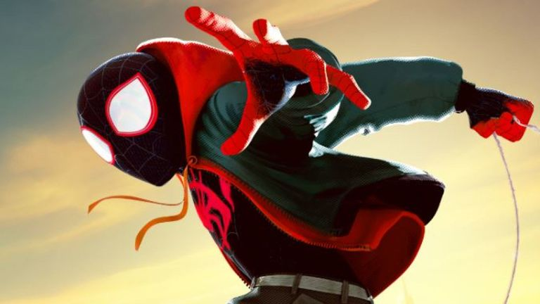 Spider-Man: The Spider-Verse bat un fort champ dans la catégorie des films d'animation
