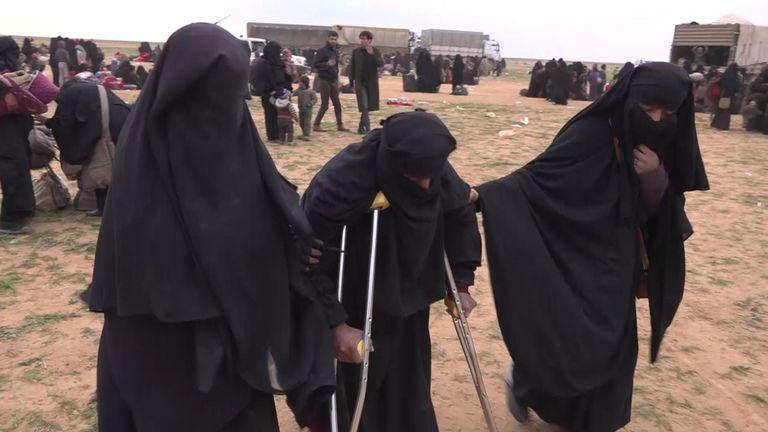 Un grand nombre de personnes dans le camp ont eu besoin d'une assistance médicale
