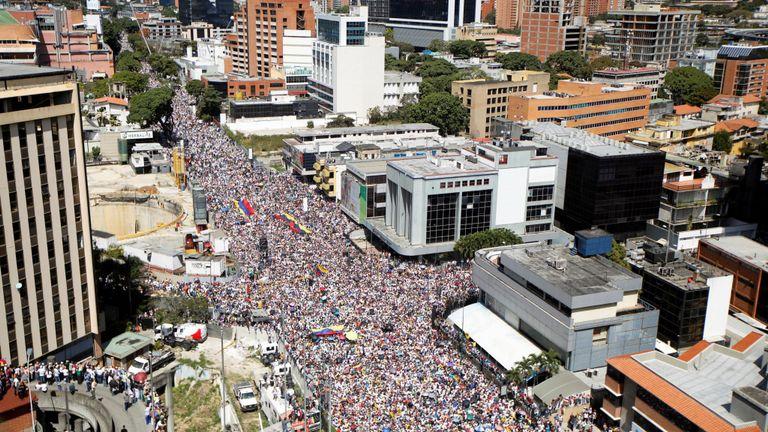 Des centaines de milliers de personnes ont tenté d'apporter des changements dans leur pays
