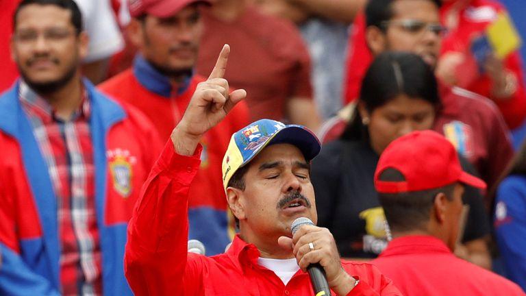 Nicolas Maduro, leader socialiste radical du Venezuela, est largement perçu comme un dictateur