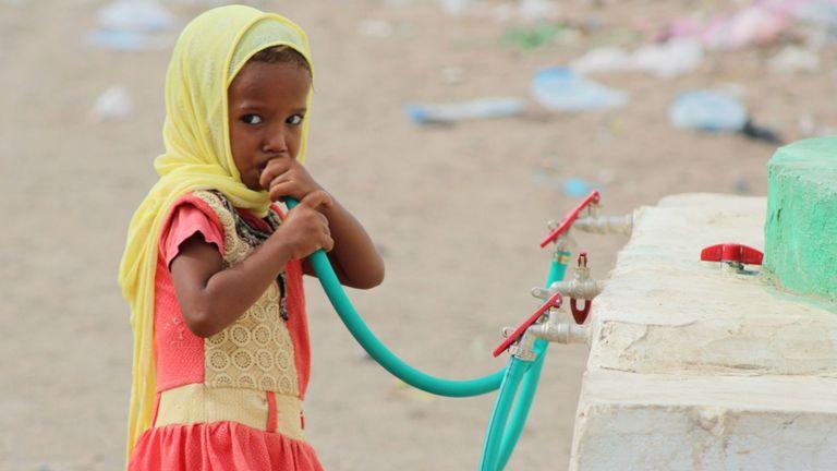 """La crise humanitaire au Yémen a été qualifiée d '""""abusive""""."""