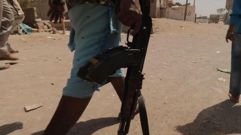 Forces yéménites