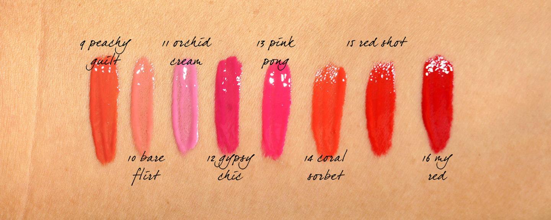 Par Terry Lip Expert Échantillons de lèvres Shine