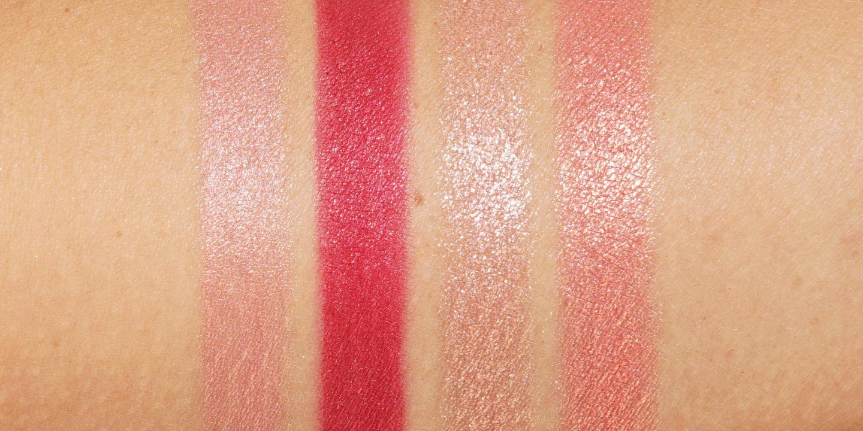 Natasha Denona Bloom Blush & Glow Palette Swatches