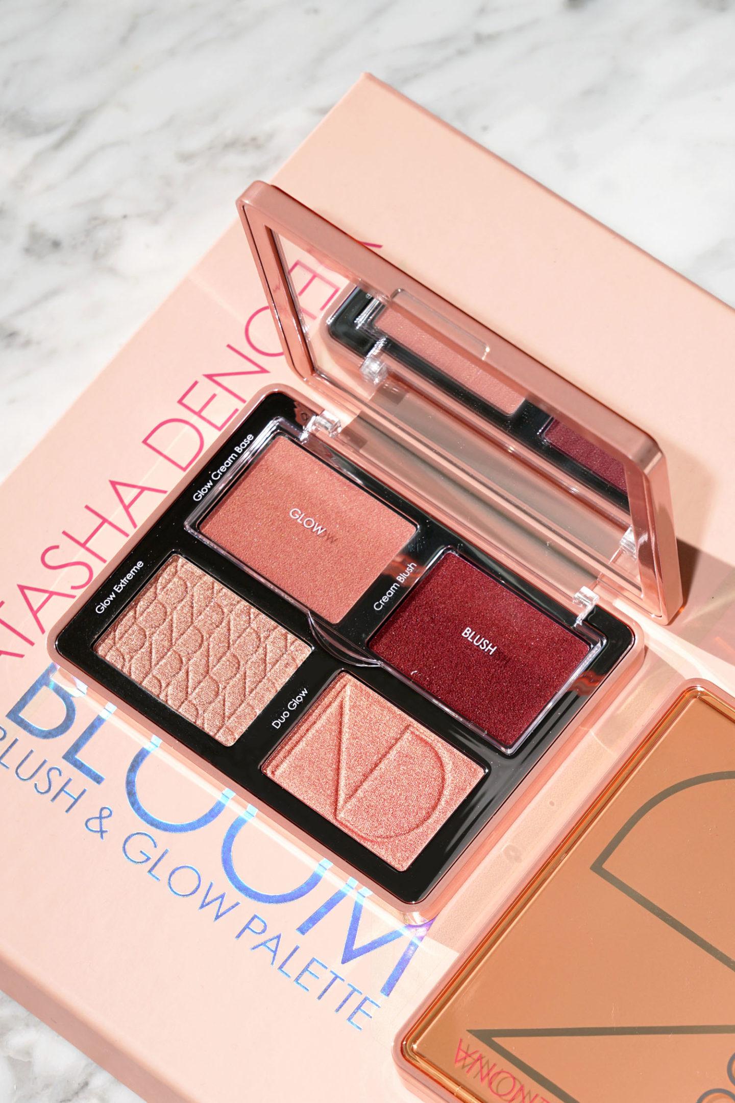 Chronique de Natasha Denona Bloom Blush & Glow Palette